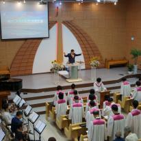 8월 25일 예배